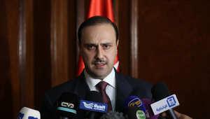 وزير الإعلام الأردني محمد المومني
