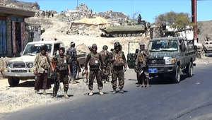 قناة المسيرة التابعة للحوثيين تعلن سيطرة قوات تابعة للجماعة على القصر الرئاسي بعدن وتؤمن الأحياء المحيطة