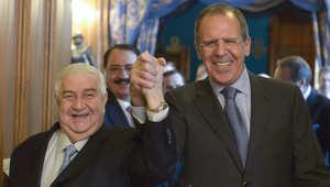 لافروف لكيري: المعارضة سبب تأخر نزع كيماوي سوريا