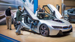 بي ام دبليو 8 آي - BMW 8i هايبريد