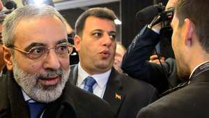 وزير الإعلام السوري عمران الزعبي