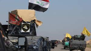 الحشد الشعبي: داعش يفجر جسرا ويقطع طريق الوصول إلى تكريت من الشرق