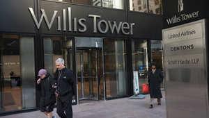 قبل أن تبني ماليزيا برجي بتروناس التوأم، كان برج ويليس في شيكاغو، يحتل لقب أعلى مبنى في العالم.