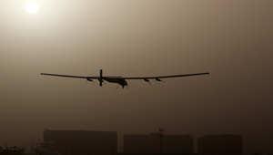 """العاصمة العُمانية، مسقط، أول وجهة للطائرة """"الشمسية"""""""
