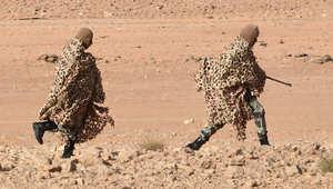 مقتل عريف وإصابة 10 بحرس الحدود السعودي بنيران من منطقة جبلية داخل الحدود اليمنية