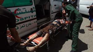 قناة المسيرة التابعة للحوثيين: ارتفاع قتلى تفجيرات المسجدين بصنعاء لـ135 والجرحى 345