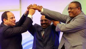 نجل القرضاوي لرئيس وزراء إثيوبيا: كمصري لم أوكل السيسي بعقد اتفاقيات.. حق مصر بالشرب لا تفاوض عليه