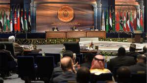 قاعة مجلس جامعة الدول العربية