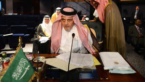 وزير الخارجية السعودي الأمير سعود الفيصل يحضر اجتماع وزراء الخارجية العرب في شرم الشيخ