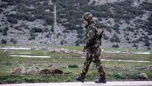 الجزائر: الجيش يتصدى لمحاولة تسلل إرهابيين من تونس وليبيا ومالي