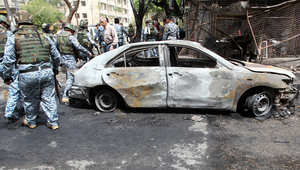 مصادر بالشرطة العراقية لـCNN: مقتل 7 وجرح 21 بتفجير سيارة مفخخة في بغداد