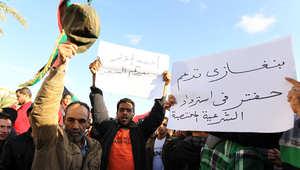 ليبيا.. حفتر يوافق على إجراء حوار
