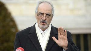 الحكومة السورية: لم نسمع أن الإبراهيمي ألقى بمسؤولية الفشل علينا