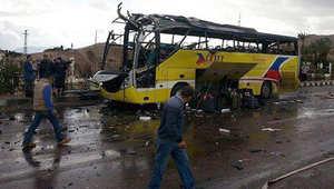 """أوقاف مصر تطالب بتطبيق حد """"الحرابة"""" بعد تفجير طابا"""