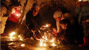 طقوس الأيزيديين في معبد لاليش