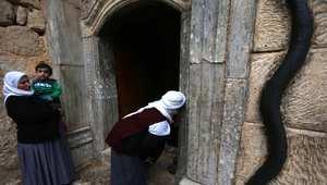 مدخل معبد لاليش