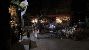 صنعاء في الليل