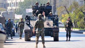 الجيش اللبناني يعلن مقتل 4 عسكريين باشتباكات في طرابلس الأحد