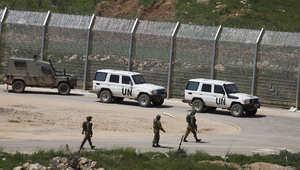 الجيش الإسرائيلي: إصابة جنديين بالقوات الدولية بعد سقوط قذائف على الجولان مصدرها سوريا