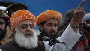 باكستان: مظاهرة تأييد لعاصفة الحزم