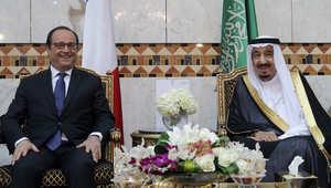 القمة الخليجية التشاورية.. الملك سلمان: عاصفة الحزم حققت أهدافها.. هولاند: فرنسا تقف لجانبكم وتدعم العمليات باليمن