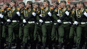 روسيا تحتفل بذكرى انتصارها على النازية