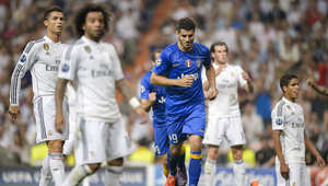 بالصور.... يوفينتوس يتعادل مع ريال مدريد ويتأهل بفارق الأهداف للدور النهائي بأبطال أوروبا