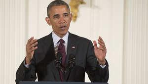 أوباما للقناة الإسرائيلية الثانية: لا أرى اتفاق سلام فلسطينياً-إسرائيلياً خلال رئاستي