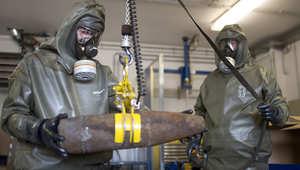 حظر الكيماوي: سوريا دمرت أو تخلصت من 80% من ترسانتها الكيماوية