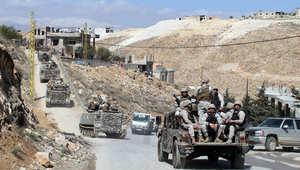 الجيش اللبناني ينتشر في بلدة عرسال