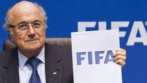 رئيس الإتحاد الدولي لكرة القدم (الفيفا)