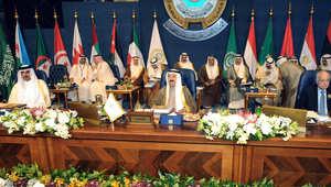 أرشيف - اجتماع القمة العربية في الكويت مارس/ آذار 2014