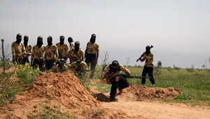 مليشيات مسلحة ضمن مقاتلي المعارضة السورية