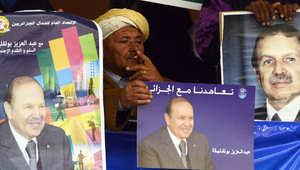 الحملة الانتخابية لبوتفليقة تتهم بن فليس بالتشويش والفوضى