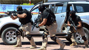 تدريبات للشرطة في تيمور الشرقية