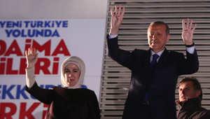 القرضاوي برسالة لإردوغان: سجدنا شكرا لله بعد فوزكم بالانتخابات