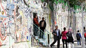 سوريا تكسر الرقم القياسي..بأكبر جدارية في العالم