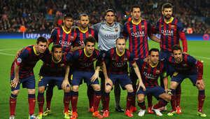 فيفا يمنع نادي برشلونة من التعاقد مع لاعبين جدد لمدة عام