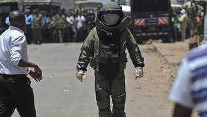 كينيا: 3 قتلى وعشرات الجرحى بانفجارين بمومباسا