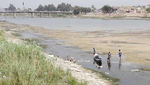 """العراق: """"أبوغريب"""" منطقة منكوبة بسبب إغراق """"داعش"""" لها بمياه الفرات"""