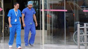 وزارة الصحة السعودية تعلن عن سلبية الفحوص الأولية لحالة الاشتباه بالإيبولا واجتماع خليجي لدراسة تطورات المرض