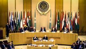 اجتماع لوزراء خارجية الدول العربية في مقر الجامعة بالقاهرة 4 أبريل/ نيسان 2014