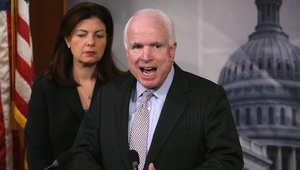 السيناتور ماكين لـCNN: داعش ينتصر.. الحرب ضد التنظيم لا تسير كالمطلوب.. وتذكرني بحرب فيتنام