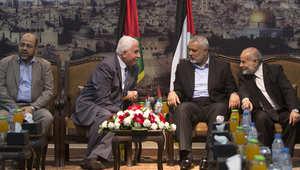 هنية يعلن من غزة انتهاء الانقسام الفلسطيني ومشاورات تشكيل حكومة التوافق بـ5 أسابيع