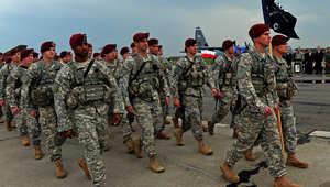 وصول القوة الأمريكية لبولندا وروسيا تلوح بالرد لحماية مصالحها