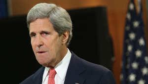 كيري من إربيل لـCNN: تلقيت إشارات من زعماء العراق بالقدرة على تشكيل حكومة جديدة موحدة