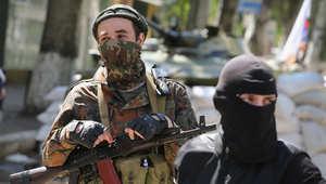 أوكرانيا: لا تواصل مع المراقبين المحتجزين وأوروبا تناقش عقوبات إضافية على روسيا