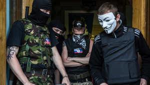 أوكرانيا.. إطلاق سراح عضو بفريق المراقبين الأوروبيين المحتجزين لأسباب صحية