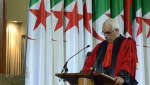 رئيس المحكمة العليا الجزائرية سليمان بودي