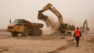 إسرائيل تبدأ بناء جدار على حدودها مع الأردن.. ومسؤول أردني لـCNN: عقلية القلعة لن تجلب الأمن